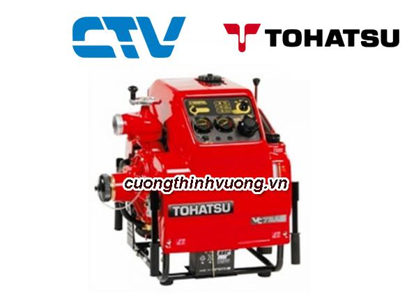 Máy bơm chữa cháy Tohatsu V80-2AS