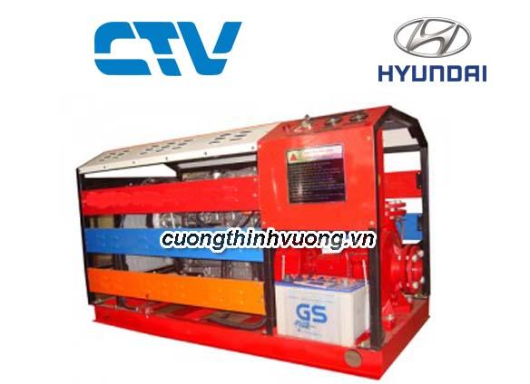 Máy bơm chữa cháy Hyundai 50Hp