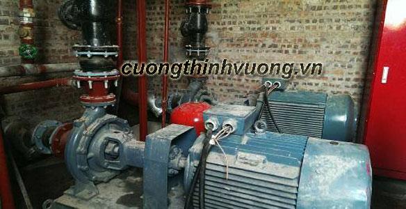 Địa chỉ lắp đặt hệ thống máy bơm biến tần uy tín tại Hà Nội