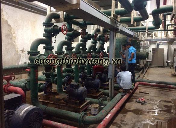 Sửa máy bơm nước nhanh chóng, uy tín, chất lượng tại Thanh Hóa