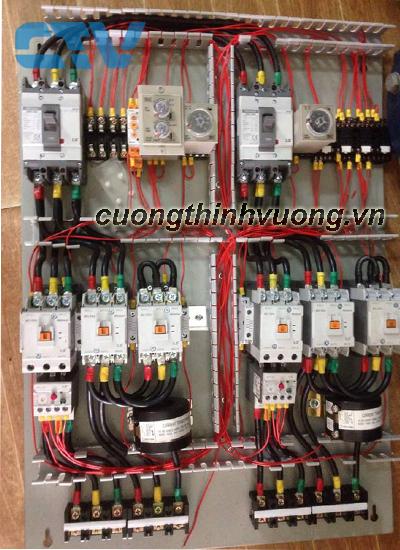 Tư vấn và thiết kế tủ điện hệ thống cấp nước cho các tòa nhà