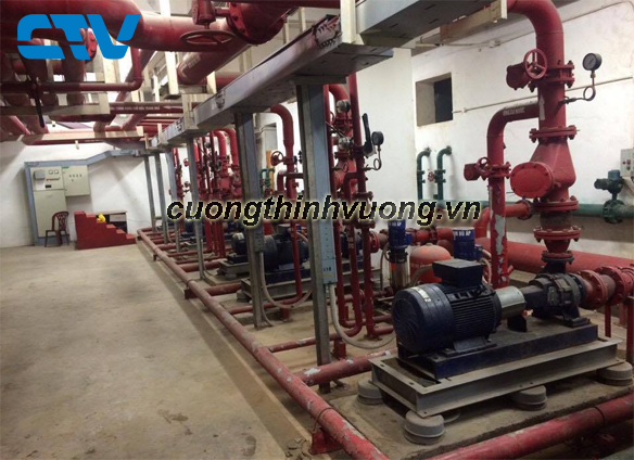 Cường Thịnh Vương cung cấp dịch vụ lắp đặt hệ thống máy bơm công nghiệp nhanh chóng, uy tín tại Hà Nội