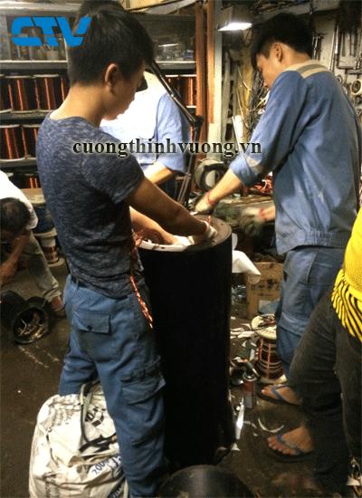Dịch vụ sửa máy bơm nước chuyên nghiệp, uy tín tại Hà Nội
