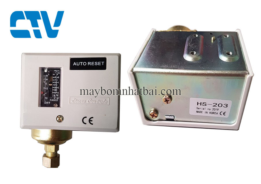 Công tắc áp suất Autosigma HS-203