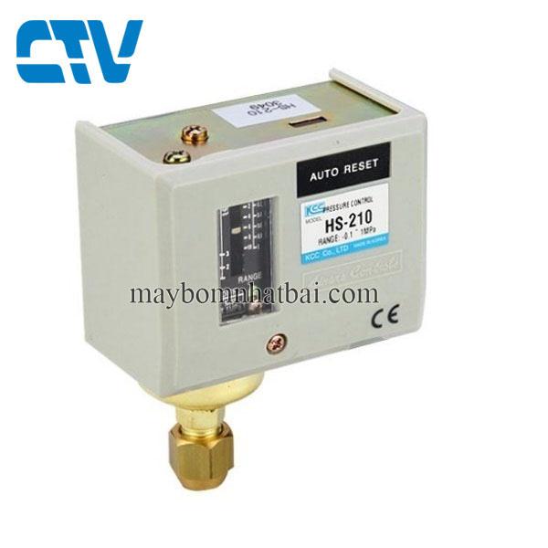 Công tắc áp suất Autosigma HS-210