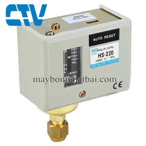 Công tắc áp suất Autosigma HS-220