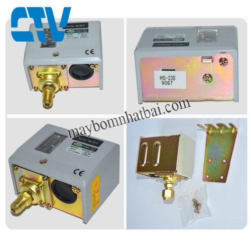 Công tắc áp suất Autosigma HS-230