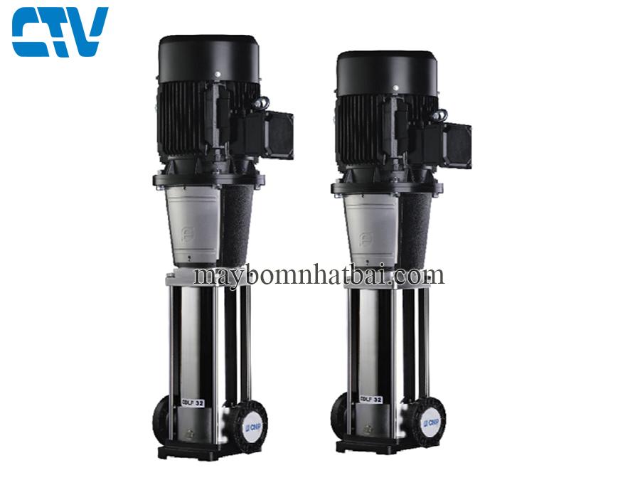 CDLF 32 - 4 - Máy bơm nước trục đứng CNP CDLF