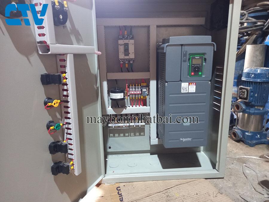 Địa chỉ cung cấp tủ điện biến tần uy tín, chuyên nghiệp tại Hà Nội